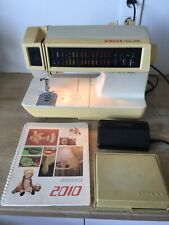 Notice machine à coudre singer 377
