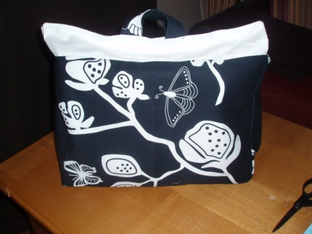 Couture sac pour machine à coudre